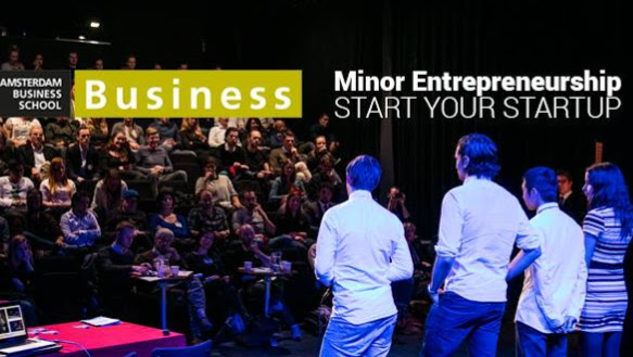 UvA minor entrepreneurship
