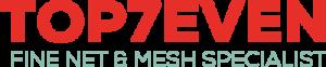 Top Zeven fine net and mesh