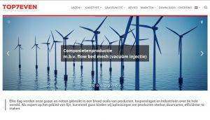 TopZeven redesign website